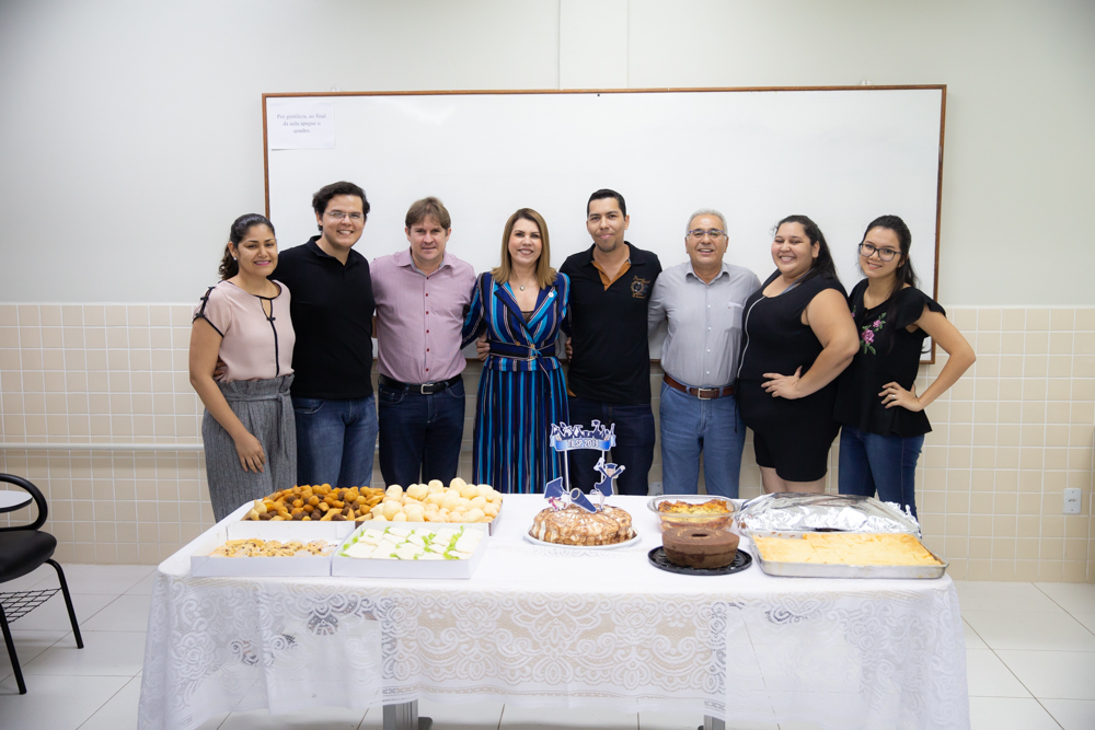 Curso de Libras encerra com homenagem a professores